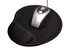 MOUSETRAPPER MousePad w. Wrist Rest SoftGel