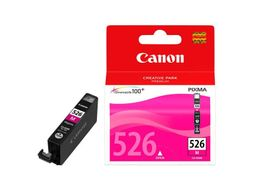 CANON CLI 526M - Blekkbeholder - 1 x magenta - blister with security (4542B006)