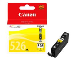 CANON CLI-526 Y BLISTER W/SEC COLOUR INK CARTRIDGE (4543B006)