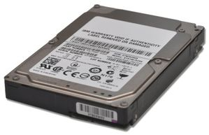IBM 300GB 15K 12Gbps SAS 2.5in G3HS 512e HDD  (00NA221)