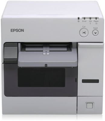 Label Printer 3400, LAN NiceLabe Software included