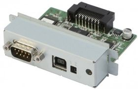 EPSON 9 PIN SERIAL INTERFACE BOARD WITH USB (UB-09) IN (C32C823893)