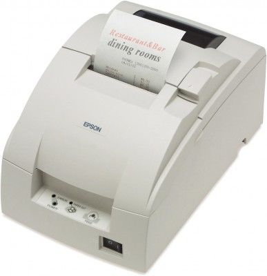 TM-U220B IMPACT PRINTER USB INCL PS, ECW                 IN PERP