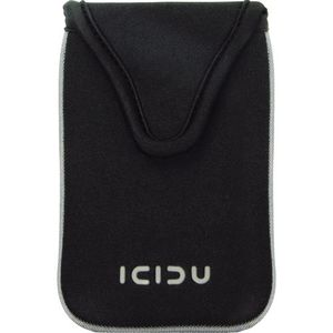 "ICIDU Hard Disk Pocket Black Neoprene sleeve 2.5"" external (BI-707424)"