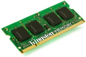 KINGSTON Mem/4GB 1333MHz SODIMM Single