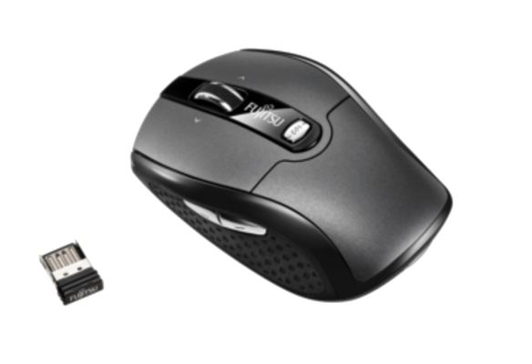 WIRELESS NOTEBOOK MOUSE WI610 .