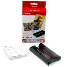 CANON KC-36IP INK/CARD - 36 PCS.