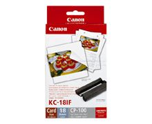CANON KC-18IF INK LABEL SET F/CP-100 NS (7741A001)