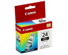 Blekk Canon Bubble Jet BCI-24Bk Twin