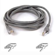 CAT 5 PATCH CABLE ASSEMBLED BLACK 2M IN