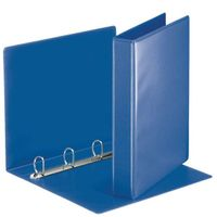 Binder panorama A4 4DR/30mm 2 pock blue