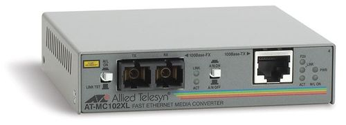 Allied Telesis Konverter 100TX auf 100FX (SC) Multi-Mode (AT-MC102XL-60)