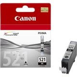CANON CLI-521 BLK BLISTER W/ SEC BLACK INK CARTRIDGE