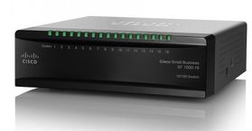 SF 100D-16 16-Port Switch