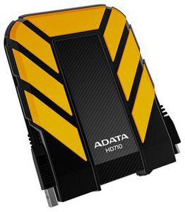 A-DATA ADATA DashDrive Durable HD710 - Hard drive - 1 TB  (AHD710-1TU3-CYL)