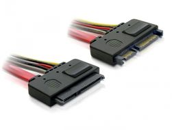 DELOCK - Serial ATA extension cable - 22 pin Seria (84362)