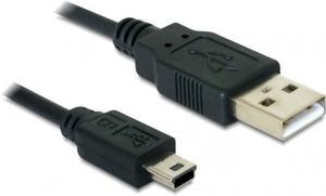 - USB cable - 4 pin USB Type A (M) - mini-U