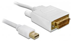 - DisplayPort cable - mini-DisplayPort (M)