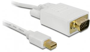 DELOCK Displayport-Kabel mini DPort ->