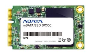 "SSD 256GB mSATA3 2.5"", MLC, SX300, XPG-series,  SF-2281, 550/505 MB/s"