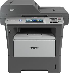 BROTHER DCP-8250DN LASER AIO 40PPM