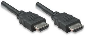 Kabel High Speed HDMI m. Ethernet-St. > HDMI-St. 10,0m [bk]