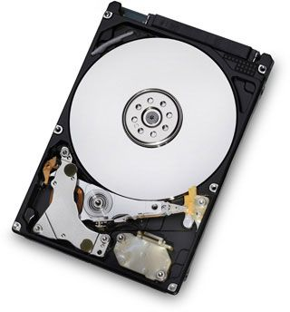 Travelstar 7K750 640GB HDD