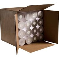 Receipt, Thermal Top, 57mm x cont,  24m, 50roll/ box,  19mm core, Out Ø 57mm, PB31, PB42, PB5