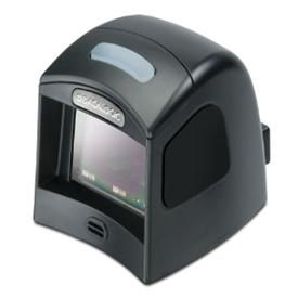 Datalogic Magellan 1100i Bl. No Button, USB, Black Tilting Riser Stand, 2M POT cable, w/ 2D decoding