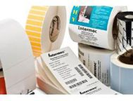 INTERMEC TTR COATED PAPER  90X28 75 OUTSIDE WOUND  40MM CORE
