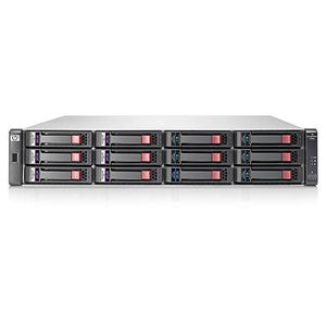 Hewlett Packard Enterprise P2000 LFF Modular Smart Array Chassis (AP838B)