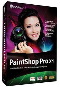 COREL UPG PAINTSHOP PRO X4 LIC 1-10 IN (LCPSPX4MLUGA)