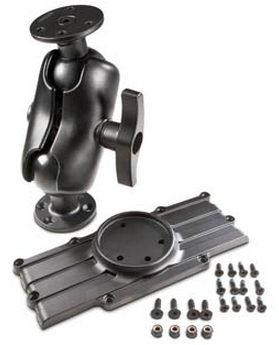 VEHICLE MOUNTING KIT STUBBY EXTRA DUTY ROHS IN