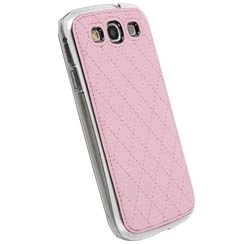 Krusell Avenyn UnderCover Samsung Galaxy S III Pink - qty 1
