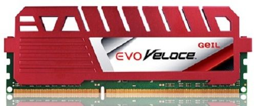 GeIL EVO Veloce Series DDR3-1600,  CL9 - 16 GB Kit