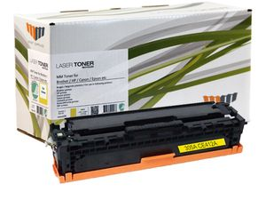MM Yellow Laser Toner (CE412A