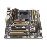 Mainboard S-AM3+ AMD990FX ATX 4xPCI-E Audio GbLAN Raid DDR3 SATA3 USB3.0 3-Way SLI/ Crossfire