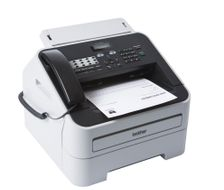 BROTHER FAX-2845 LASERFAX TEL 33600 BPS 250SHTS 30-SHT- ADF              IN FAX (FAX2845G1)