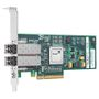 HP FC2242SR 4Gb 2-port PCIe Fibre Channel Host Bus Adapter