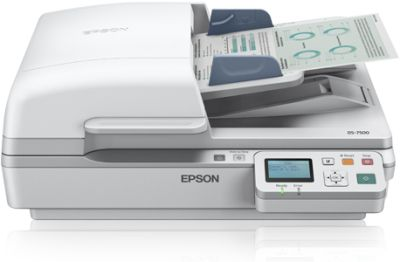 WORKFORCE DS-6500N SCANNER A4 /25 PPM / 1200DPI / USB       IN PERP