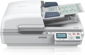 EPSON WORKFORCE DS-7500N SCANNER A4