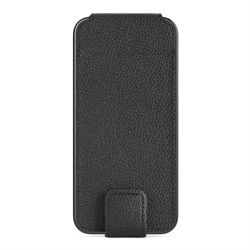 Cover leather black