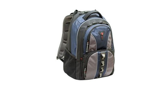 WENGER COBALT COMPUTER BACKPACK 15.4IN BLUE