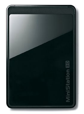 MINISTATION 1TB SLIM USB3.0 2.5IN EXT PORTABLE HDD BLACK     IN EXT