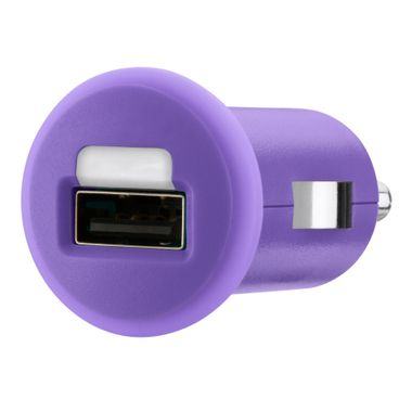 Micro car charger USB 1A PUR