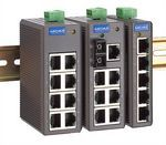 MOXA EDS-208, 8 Ports Industri Switch (EDS-208)