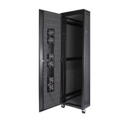ACOUSTI Acoustic Serverskap,  12U, 600x1000 Opptil 15,2 dB (A) støy reduksjon (AR12U-6-10)