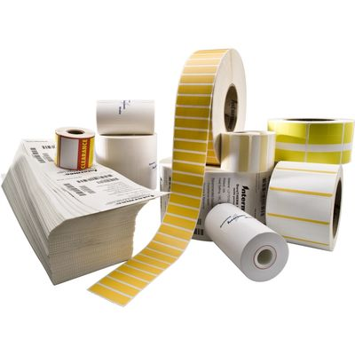 Label, Thermal Eco Paper, 51x102mm, 126/roll, 32/box, Perf, 19mm core, Out Ø 57mm, PB22, PB