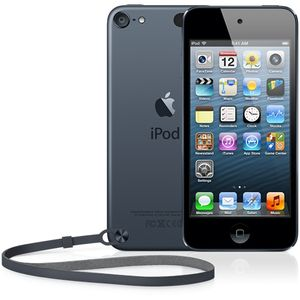 APPLE iPod touch 64GB - Black & Slate (MD724KN/A)