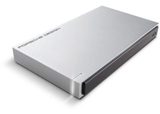 1TB PORSCHE 2.5 USB LIGHT-GREY 1TB/ USB3.0 IN